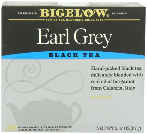 Bigelow Earl Tea 40 Count Boxes product image