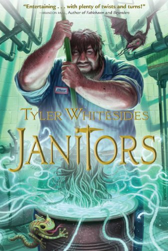 Kids on Fire: The Janitors Series of Chapter Books For Tweens