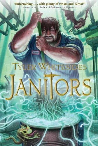 Kids on Fire: Janitors Series Offers Adventure For Tweens