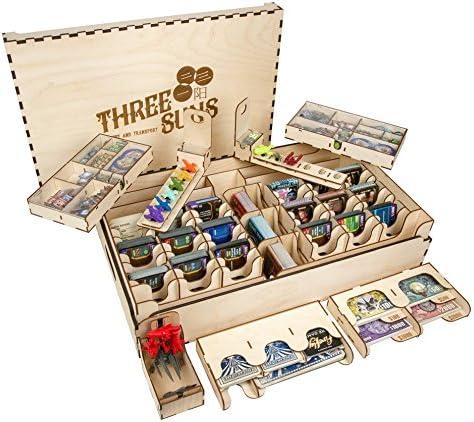 The Broken Token Big Damn Crate for Firefly The Card Game: Amazon.es: Juguetes y juegos
