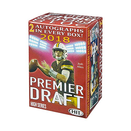 r Draft High Series Football Blaster Box ()