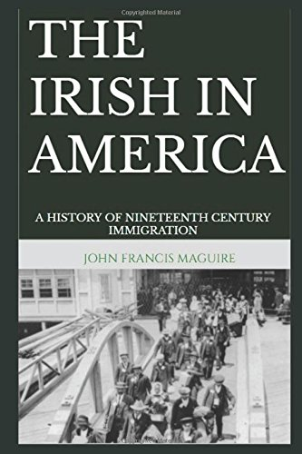 Read Online The Irish in America PDF