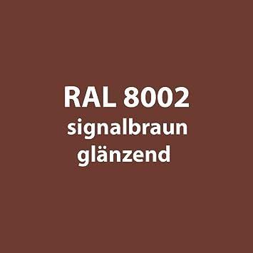 Tupflack 50 Ml Viele Verschiedene Farben Ral 8002 Signal Braun