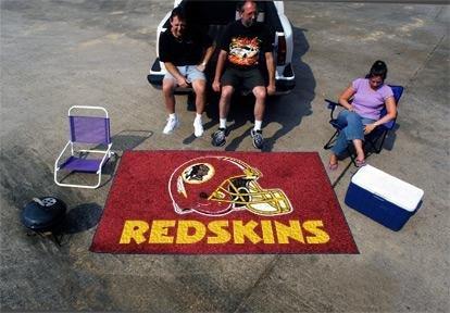 - Fan Mats Washington Redskins Ulti-Mat, 60