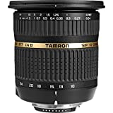 Tamron Auto Focus 10-24mm f/3.5-4.5 SP Di II LD Aspherical (IF) Lens with Built-in Auto Focus Motor for Nikon Digital SLR Cameras (Model B001NII)