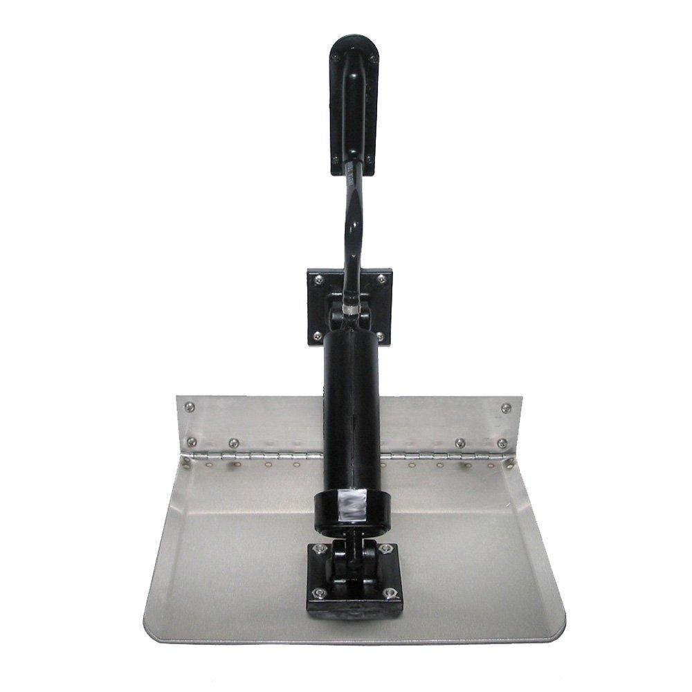 Boat Leveler Insta-Trim 10'' x 10'' Trim Tab Set by Boat Leveler