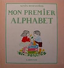 Mon premier alphabet par Rosenstiehl