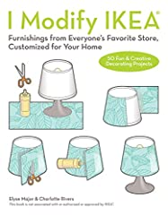 CUSTOMIZE YOUR FAVORITE IKEA® HOME FURNISHINGS WITH DIY PROJECTSYou love IKEA® for its affordable, high-quality home furnishings. Now thanks to this book's DIY decorating projects, you can easily transform those furnishings into fully ...