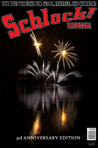 Schlock! Webzine Vol. 6, Issue 6