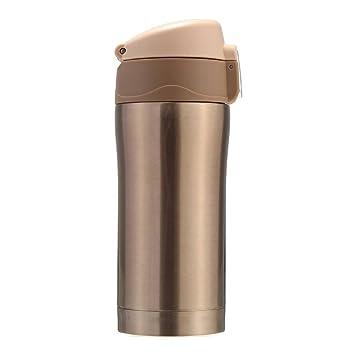 Amazon.com: SODIAL (R) 350 ml Thermos de la, acero ...