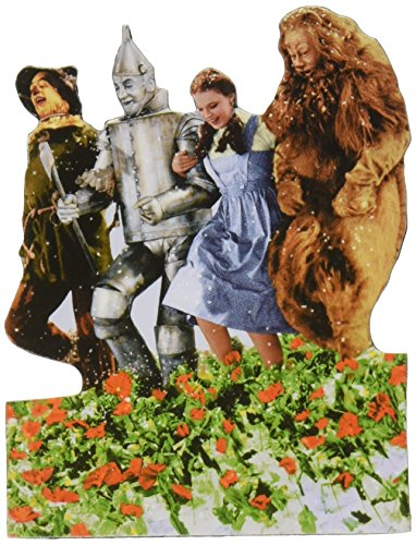 Paper House Productions Die-Cut Magnet, Wizard of Oz Four - Friends in (Fun Friends Die Cut)