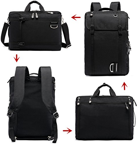 Briefcase Backpack Convertible Waterproof Business product image