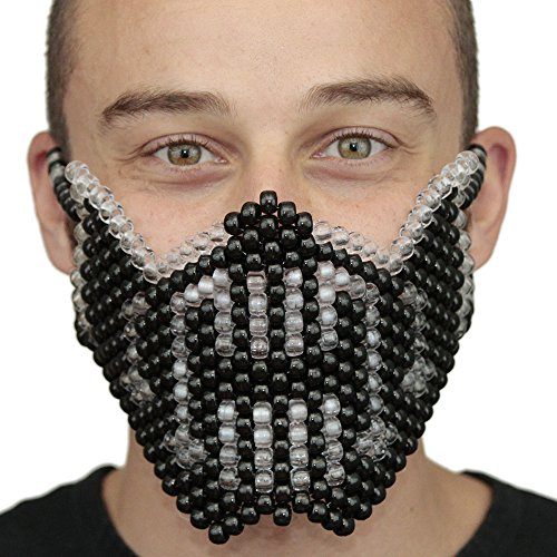 Original Mask From Kandi gear - Bane From Batman Kandi Mask, Rave (Original Bane Costume)