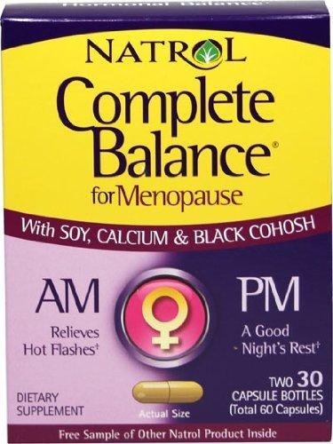 Natrol Complete Menopause Am 3Ocap