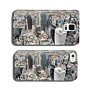 london city skyline view from above cell phone cover case iPhone6 Plus
