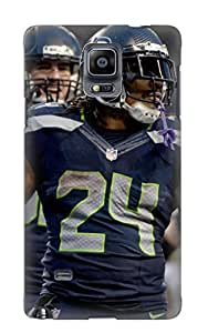 For Galaxy Note 4 Fashion Design Seattle Seahawks Nfl Football 39 Case-lotwwk-1210-baaeloj / Cover Specially Made For Thanksgiving Day's Gift