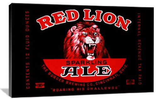 Red Lion Ale 48