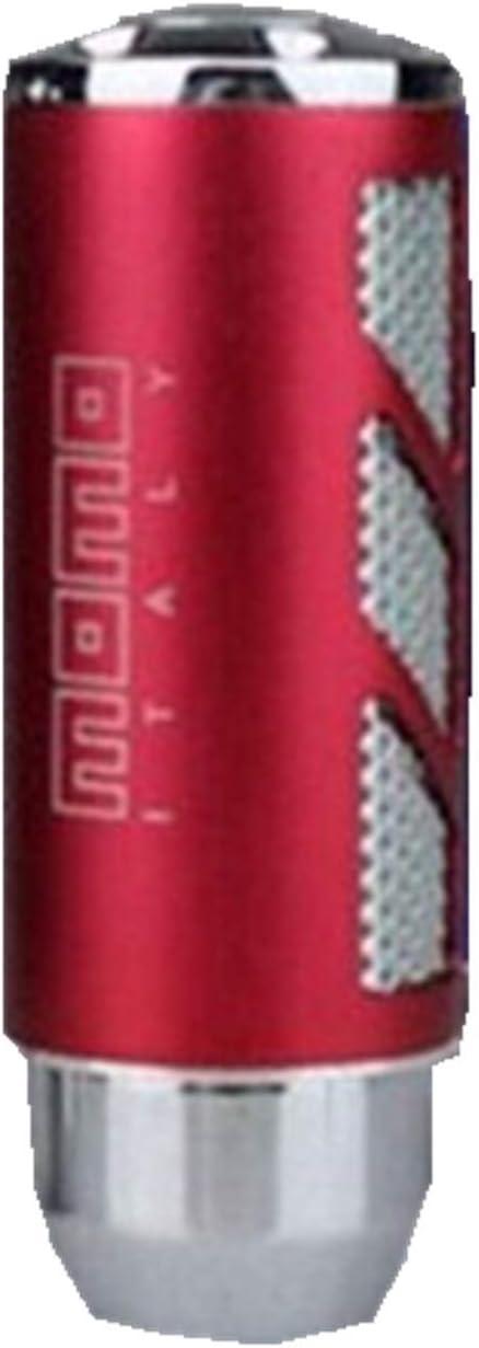 YONGYAO Car Blocker Modificato Metallo Gear Shifter Momo Gearshift Bar Wand Wand con Cambio Cambio Manuale ingranaggio Nero