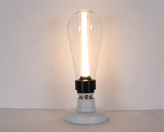 Plafoniere Per Lampade Led E27 : Moontang edison lampadina led e27 base lampada oro argento colore