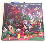 Walt Disney World Storybook at Night Character Photo Album Autograph Book Pen
