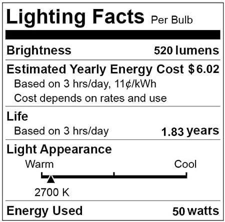 Microwave Chanderlier Accent Lighting CBconcept Range Standard 37mm JCD G8 10 Bulbs 110V-120V AC 35 Watts Puck Light RV /& Landscape Lighting Bi-Pin 35W Halogen Light Bulb San Francisco