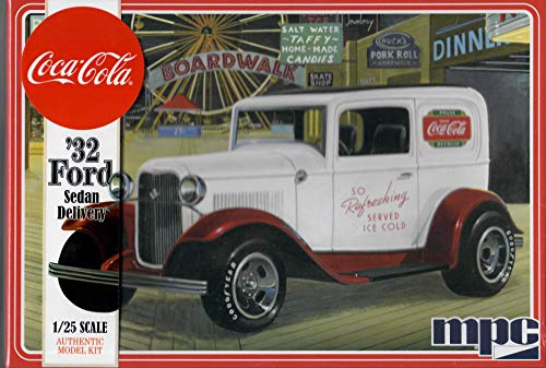 MPC 902 1932 Ford Sedan Delivery Coca Cola Edition