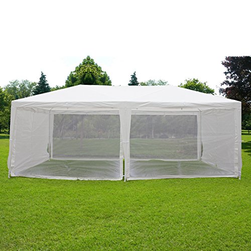 Quictent 10 X20 Outdoor Canopy Gazebo Party Wedding Tent
