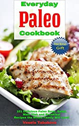 Trouble-free Paleo: Quick and Easy Paleo Recipes the Whole Family Will Love (FREE BONUS INSIDE: 20 Easy Paleo, Gluten-Free, Fat Burning Smoothies for Better ... Recipes Book 1) (English Edition)