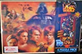 Star Wars Super 3D 4 Puzzle Pack