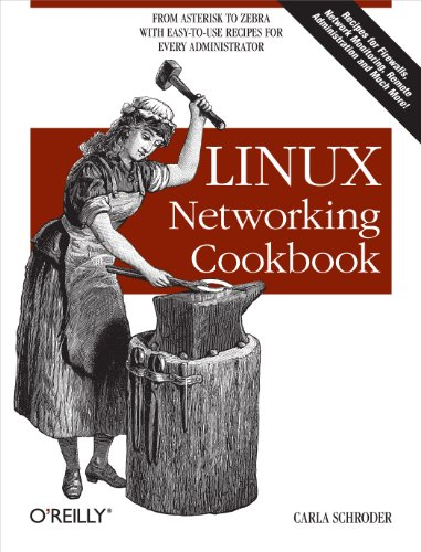 - Linux Networking Cookbook: From Asterisk to Zebra with Easy-to-Use Recipes
