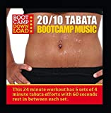 20 / 10 Tabata Workout Music for Tabata Bootcamp
