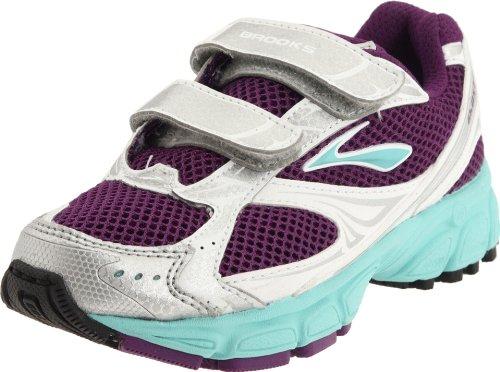 Brooks Kinder Laufschuh Kinderschuh Sportschuh Freizeitschuh Ghost 4 Mehrfarbig