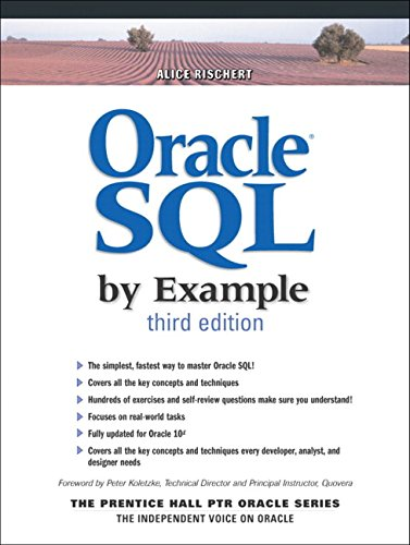 Oracle SQL by Example (3rd Edition)