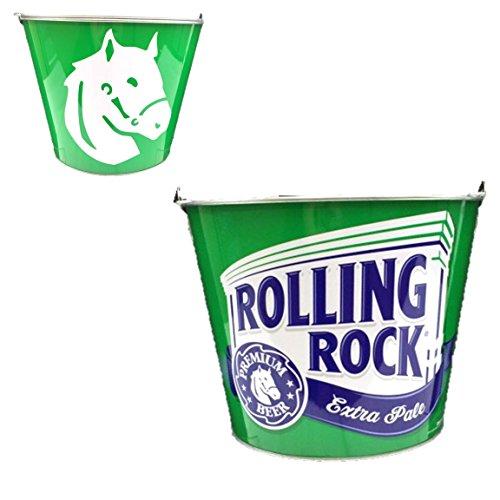 rolling-rock-beer-ice-bucket