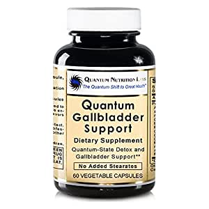 Quantum Gallbladder Support, 60 Veg Caps - Quantum-State Detoxification and Gallbladder Support