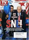 TV Guide November 3, 2008 Fred Armisen & Darrell Hammond/SNL Saturday Night Live, CSI, NCIS, Ghost Whisperer, Julie Benz/Dexter