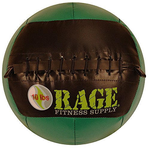 RAGE Fitness Performance Soft Medicine Ball, Wall Ball, Crossfit Training