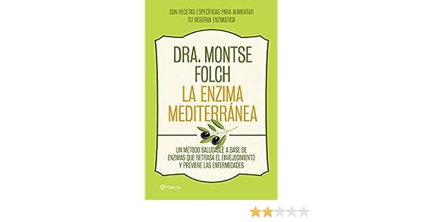 La enzima mediterránea: Un método saludable a base de ...