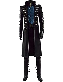 Amazon.com: CosplayDiy - Conjunto de disfraz de Devil May ...