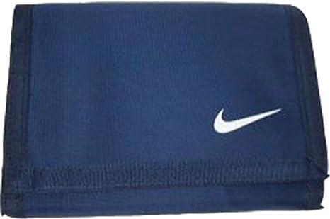 Nike cartera monedero 566122-410 azul 12 x 9 cm