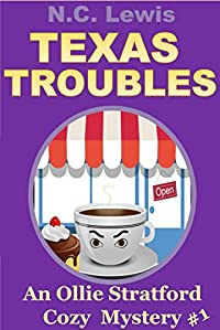 Texas Troubles by N.C. Lewis ebook deal