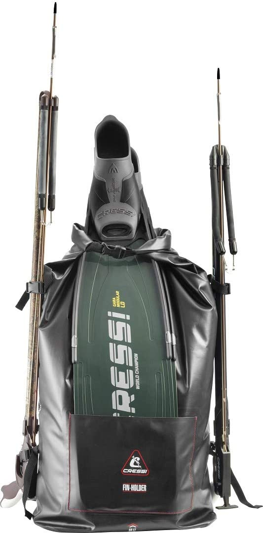 Cressi Bolsa estanca Gara - Negro, 60 litros: Amazon.es: Deportes ...