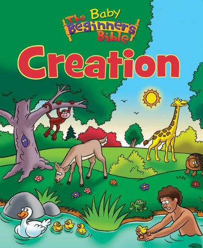 The Baby Beginner's Bible Creation (The Beginner's Bible)
