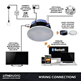 Bluetooth Ceiling Speaker - Single Active/Master
