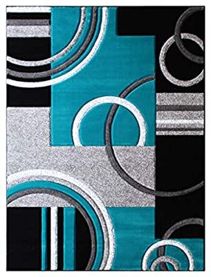 Masada Rugs Sophia Collection Hand Carved Area Rug Modern Contemporary