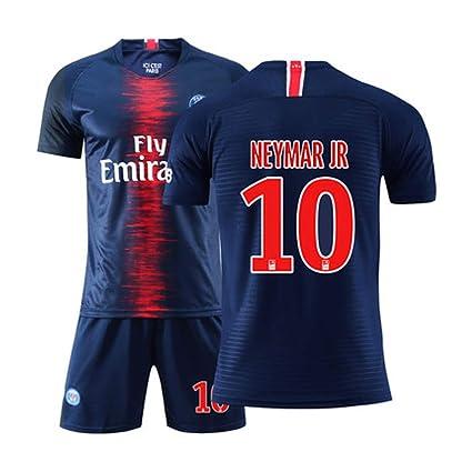 100% authentic efab2 b0df2 Amazon.com: Lionel Messi Neymar da Silva Santos Júnior 10 ...