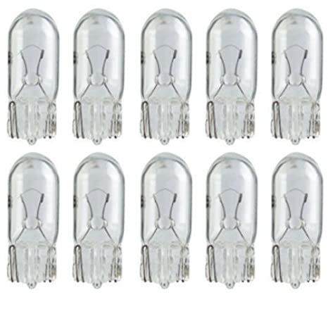 OCSParts 656 Light Bulb Pack of 10 28 Volts 0.06 Amps