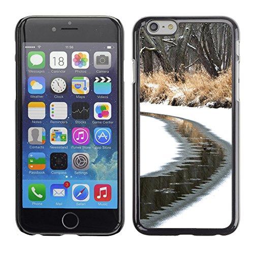 "Premio Sottile Slim Cassa Custodia Case Cover Shell // F00025453 flux givré // Apple iPhone 6 6S 6G 4.7"""