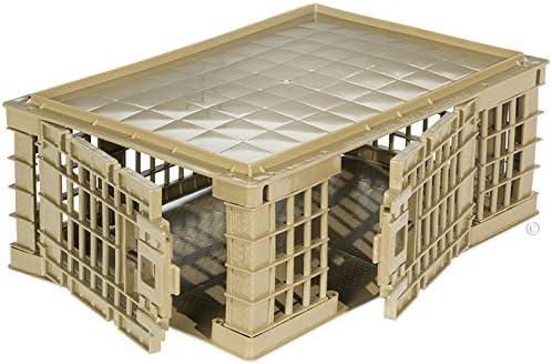 Premier juego caja caja de transporte para patos, codorniz, faisán, palomas y aves de corral: Amazon.es: Jardín