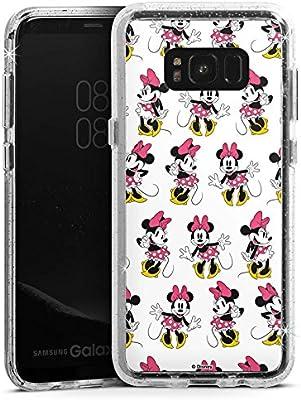 Samsung Galaxy S5 Bumper Funda Bumper Case Carcasa Disney Minnie ...